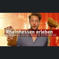 Rheinhessen erleben│Folge 3│Edelstahltanks, Escape Room & Einheimische