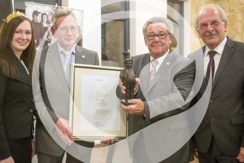Verleihung Schoppenstecherpreis 2016