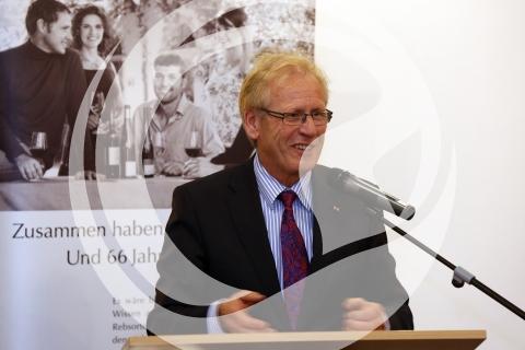 Ingo Steitz, Präsident Weinbauverband Rheinhessen