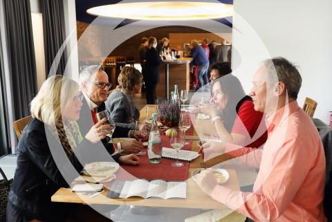 Gäste TasteTival-Tour durch Rheinhessen