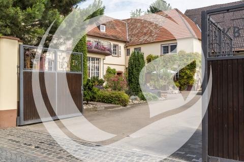 Innenhof in Flörsheim-Dalsheim