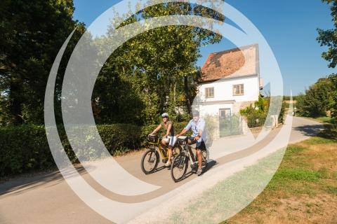 Radfahren rund um Ingelheim