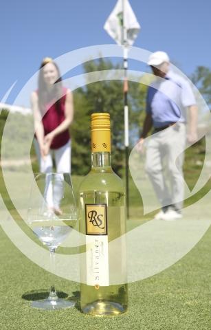 RS Silvaner auf dem Golfplatz