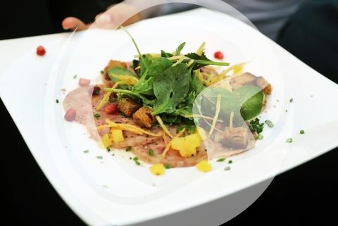 Vorspeise Burgunder Kulinarium