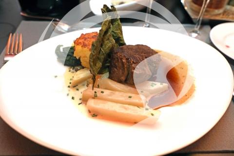 Hauptgang Burgunder Kulinarium