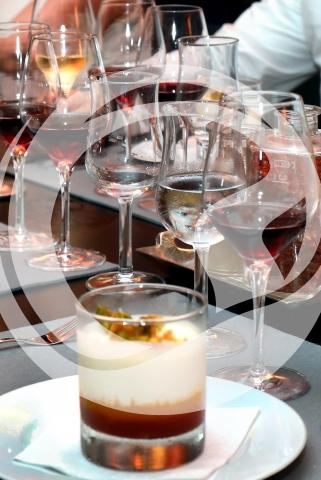 Dessert Burgunder Kulinarium