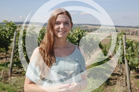 Kandidatin Lea Kopp