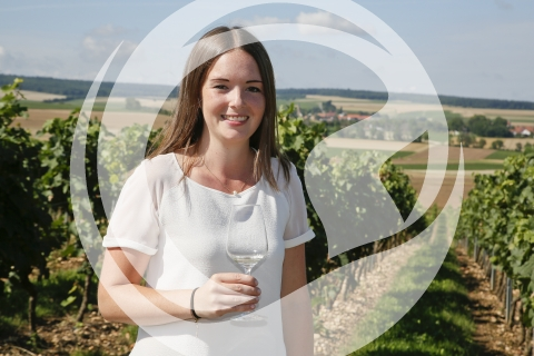 Kandidatin Jasmin Breitenbach