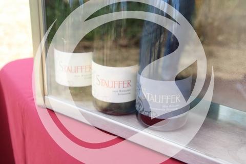 Etiketten Weingut Stauffer