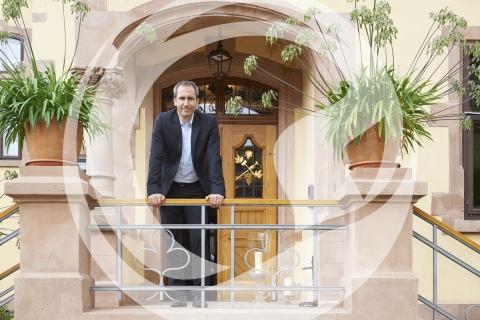 Stefan Spies, Inhaber GUT LEBEN am Morstein