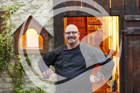 Lucas Christgen, Küchendirektor Zornheimer Weinstuben