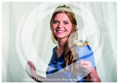 Lea Kopp, Rheinhessische Weinkönigin 2017/2018