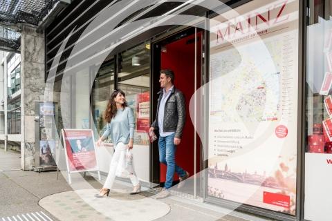 Touristinformation Stadt Mainz