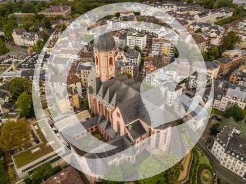 Luftaufnahme St. Stephan