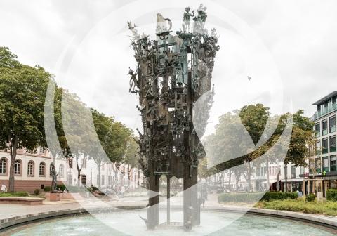 Fastnachtsbrunnen