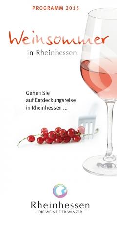 Titel Weinsommer 2015