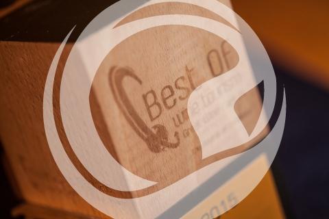 Preis Best of Wine Tourism Award 2015