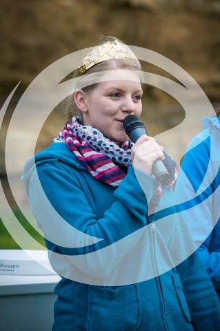 Isabelle Willersinn, rheinhessische Weinkönigin 2014/2015
