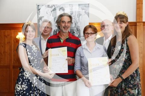 Weingut Bretz, Preistraeger der Beste Schoppen und Weinzeit in der Vinothek, Preistraeger Haus der Besten Schoppen 2015