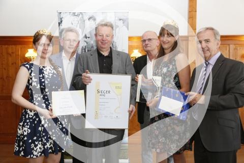 Domherrenhof, Sieger Neuentdeckung des Jahres bei Bester Schoppen 2015