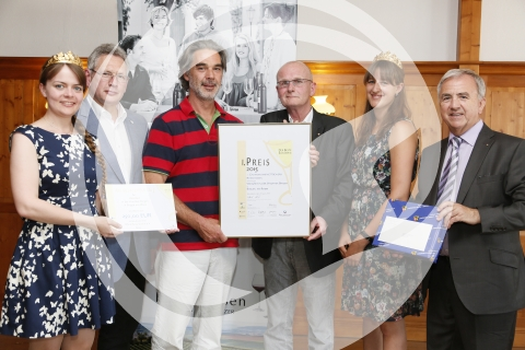 Weinzeit in der Vinothek Bingen, 1. Preis Gastronomiewettbewerb