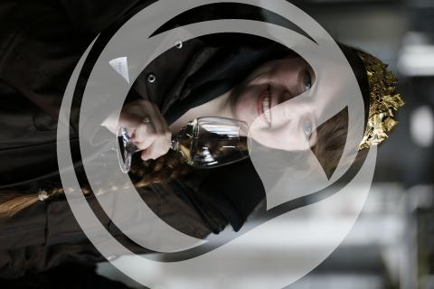 Carina Wiemers, rheinhessische Weinprinzessin 2014/2015