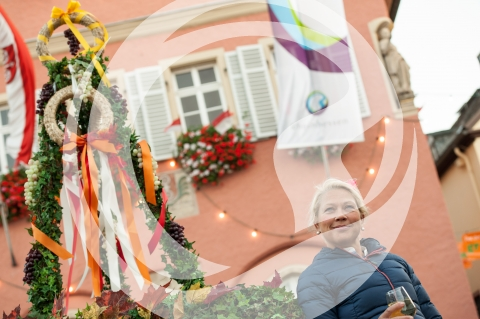 Fest des Jungen Weines - Weinfest ausgezeichnet