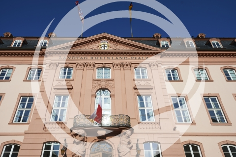 Deutschhaus, Landtag Rheinland-Pfalz