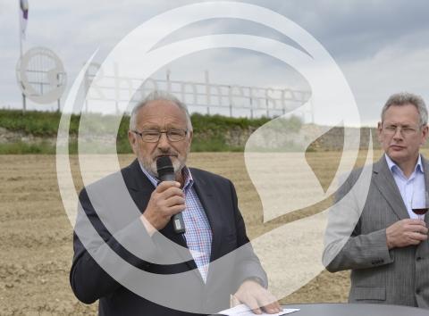 Ernst Straus, Bürgermeister Gundersheim