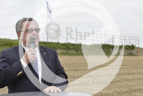 Peter E. Eckes, Vorsitzender Rheinhessen Marketing
