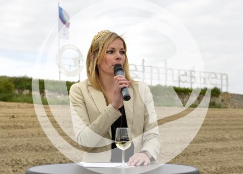 Sabrina Becker, Rheinhessische Weinkönigin 2015/2016