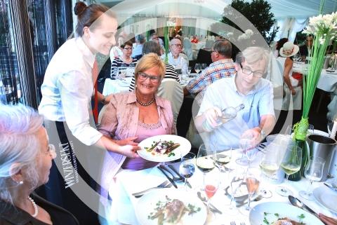 Gäste beim Burgunder Kulinarium 2016