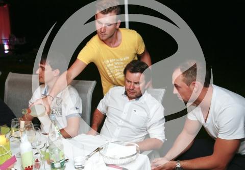 Service Scheurebe Dinner