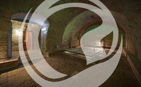 Oppenheimer Kellerlabyrinth