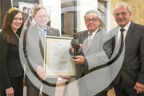 Verleihung Schoppenstecherpreis