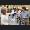 Jennifer Henn, Rheinhessische Weinprinzessin 2016/2017 mit Besucher