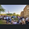 Feieroomend der Vino Generation