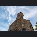 Kirchturm in Nack