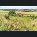 Ausblick in die Landschaft bei Eckelsheim