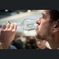 Weinverkostung auf der Prowein