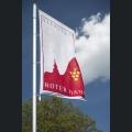 Fahne Roter Hang