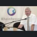 Dr. Roland Hinkel, stellv. Vorsitzender Rheinhessenwein e.V.