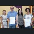 Preisträger Der Beste Schoppen - Siegerwein Riesling Weinhaus Hess/ Weingut Laubenstein