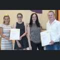 Preisträger Der Beste Schoppen - Siegerwein Spätburgunder Weingut und Gutsausschank Breidscheid