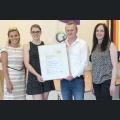 Preisträger der Beste Schoppen - Weingut mit angeschlossener Gastronomie 2017