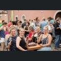 Mädelsrunde beim Weingenuss
