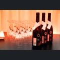 Weinflaschen Gau- Odernheimer Oelberg Frühburgundertrocken Weingut Krebs-Grode