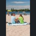Rast am Strandbad Altrheinsee