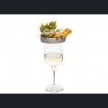 Marktgemüse im Weinbackteig mit Dip