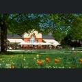 Orangerie mit Restaurant